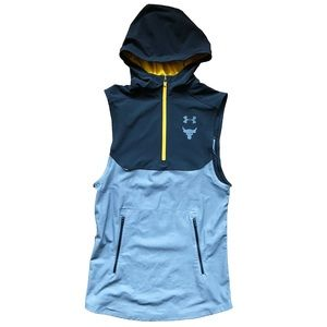 Under Armour Project Rock Sleeveless Hoodie